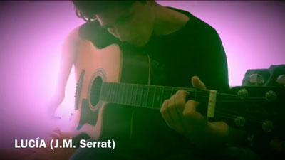 Lucía, J.M. Serrat, (cover)