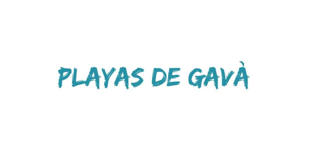 Playas de Gavà